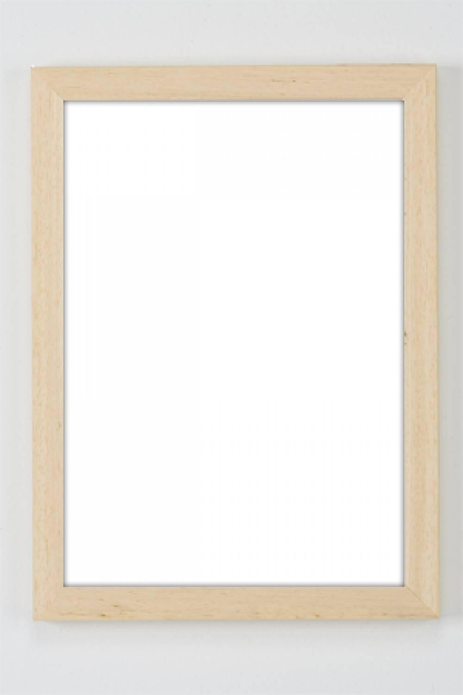 Wissellijsten Premium blank ongelakt - houten lijsten