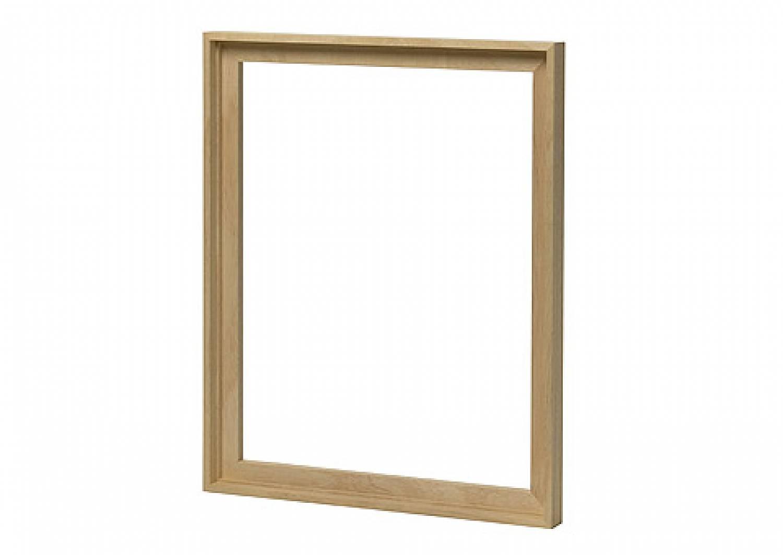 De Lijsten Fabriek Houten Baklijsten Premium blank onbehandeld - inlijsten schilderij