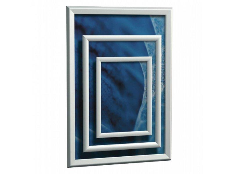 DLF Fraaie poster kliklijsten AT Klick in formaat 50 x 70 cm