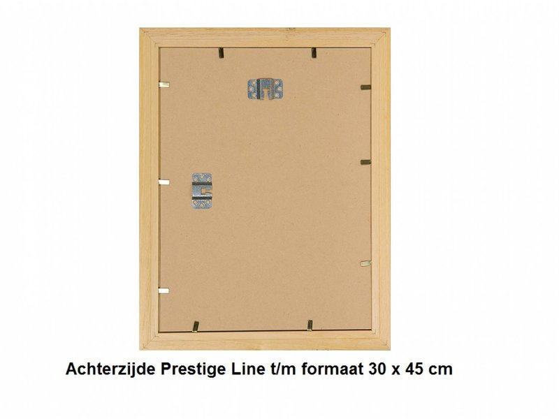 DLF Wissellijsten Prestige - houten halfronde lijsten