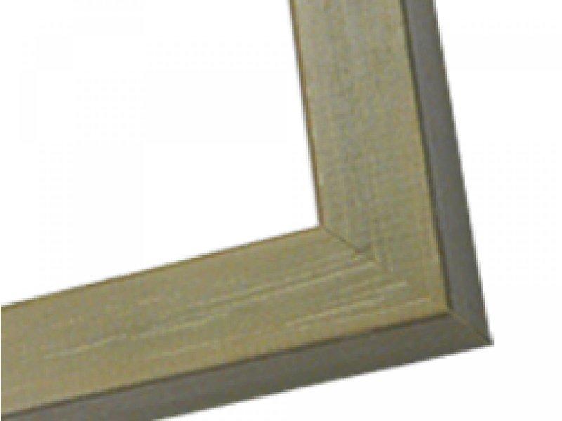 DLF Wissellijsten Premium vergrijsd - houten lijsten