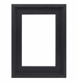 De Lijsten Fabriek Premium Baklijst zwart
