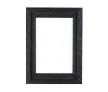 Premium XL Baklijst zwart