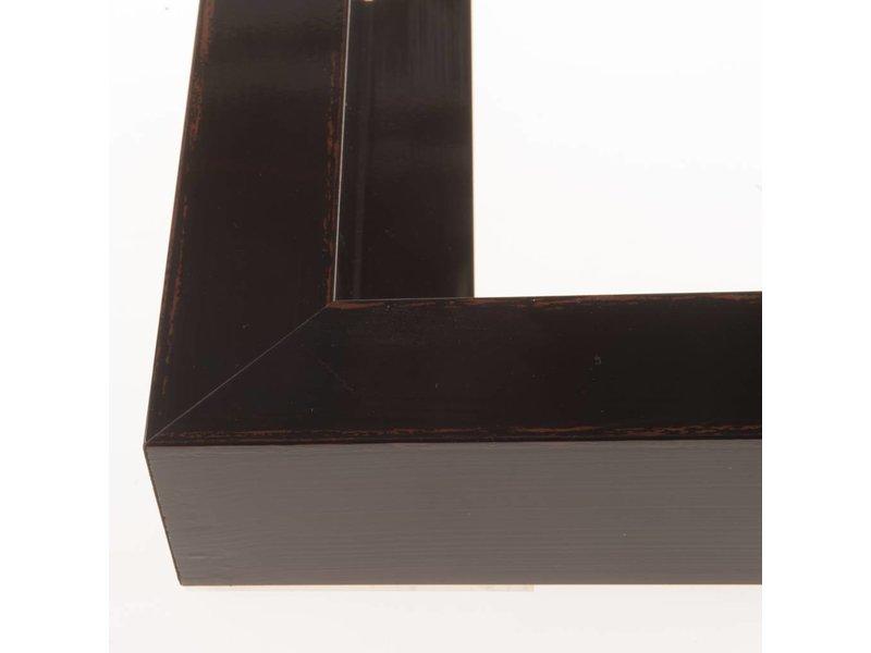 DLF Komodo baklijsten - eigentijds vintage model baklijst - zwaar profiel