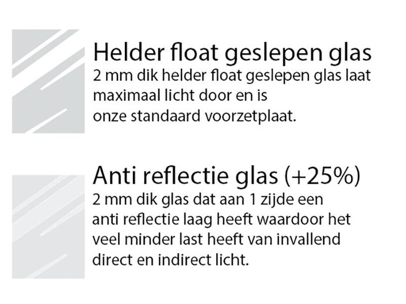 DLF 42x59,4 cm (A2) zilver Pro Line wissellijst  extra solide fotolijsten met een smal profiel.