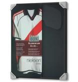DLF Kleding inlijsten Nielsen Framebox II - 60 x 80 cm zwart