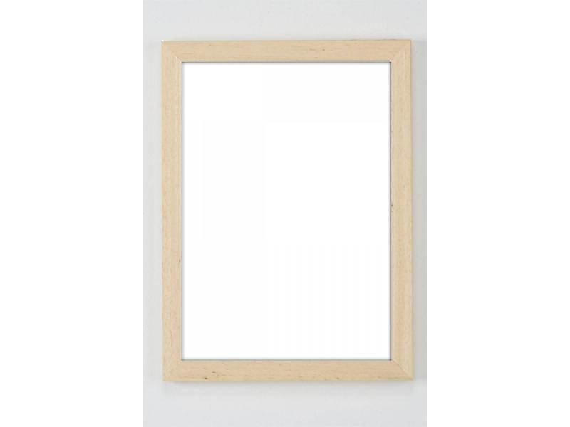 DLF Collage met 20 x 20 cm Premium Line houten wissellijsten blank hout, met extra voordeel
