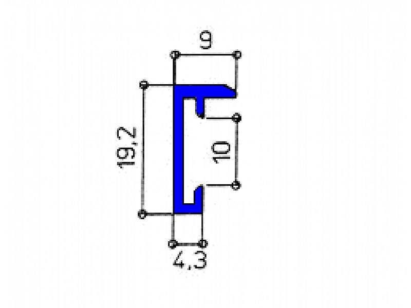 DLF Collage 9 zwarte lijsten D-Line mat zwart, met extra voordeel