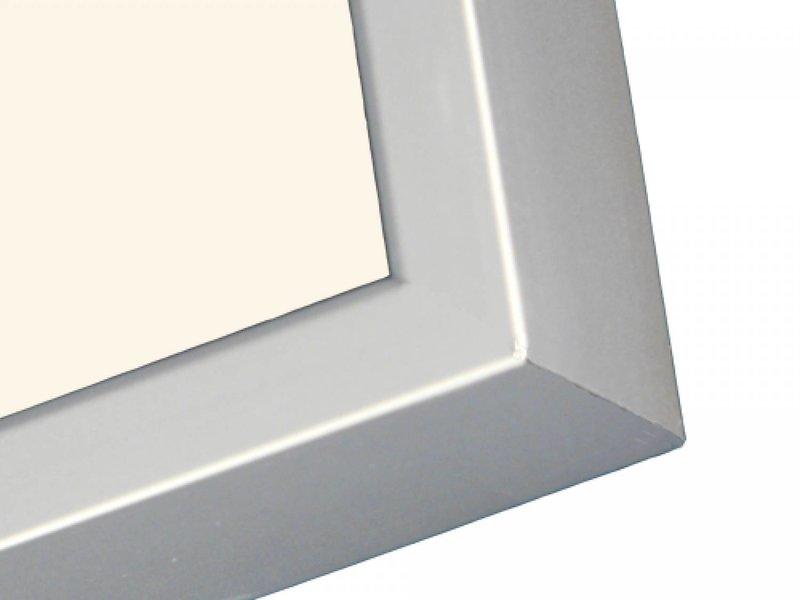 DLF Wissellijst 60 x 80 cm D-Line mat zilver, outlet aanbieding - alleen afhalen