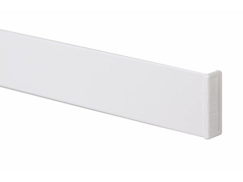 STAS multirail MAX rail kit wit 200 cm rail inclusief inclusief montage materiaal