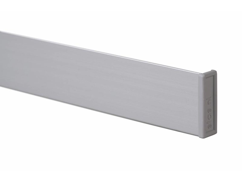 STAS multirail MAX rail kit ALU 200 cm rail inclusief inclusief montage materiaal