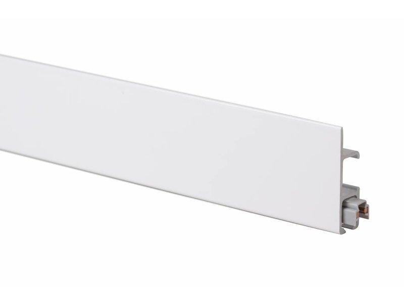 STAS Multirail MAX startkit WIT - 2 meter rail inclusief 1 armatuur, adapter en powerled 3,5 W
