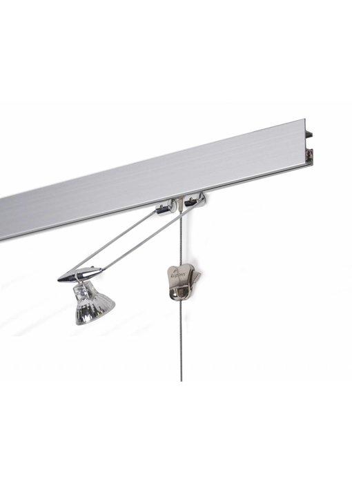 Multirail MAX ALU  startkit - inclusief verlichting