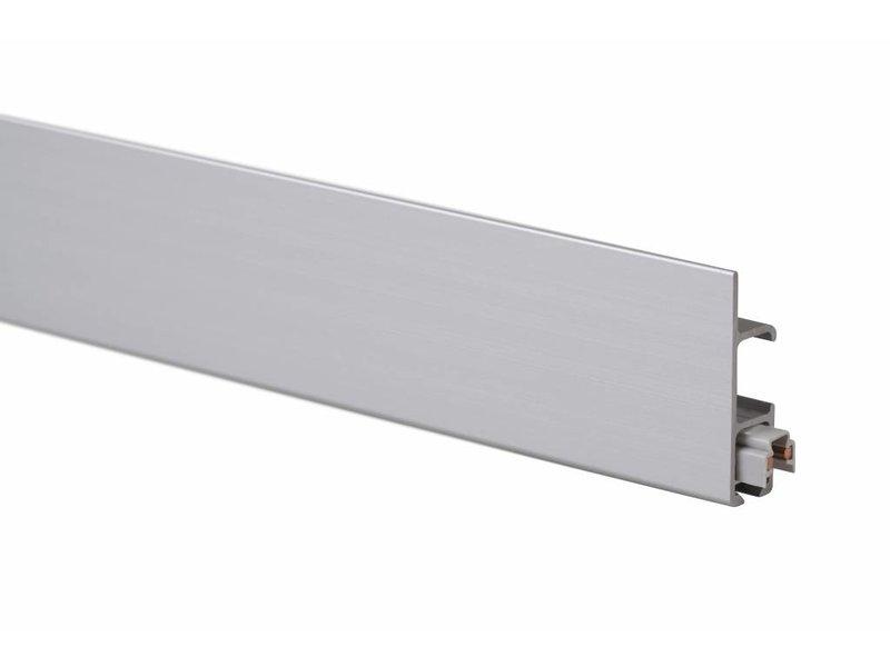 STAS Multirail MAX startkit ALU - 2 meter rail inclusief 1 armatuur, adapter en powerled 3,5 W