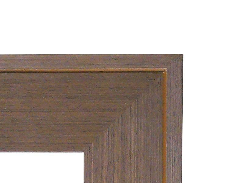 DLF Touchwood Unique XL - Wenge afwerking met opstaande rand