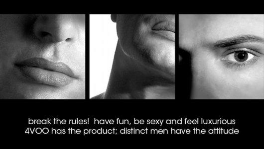 4VOO distinct man - gezichtsverzorging en huidverzorging speciaal voor mannen