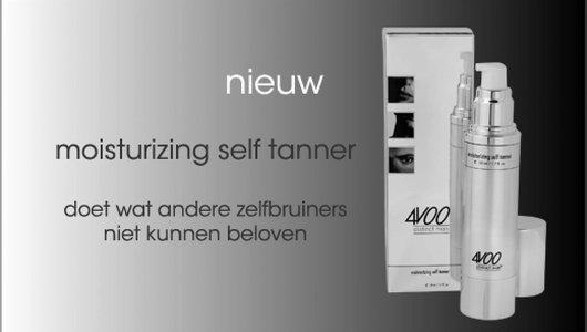 moisturizing self tanner - voor een natuurlijk bruine huid
