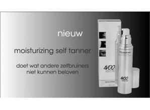 4VOO huidverzorging man moisturizing self tanner - beste zelfbruiner voor mannen