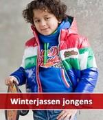 Winterjassen jongens