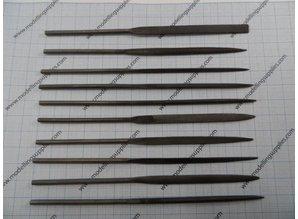 Naaldvijlen set van 10 stuks - 140mm