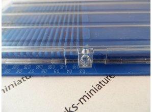 Spiralbohersatz 0.30 - 1.60mm - HSS - titanium