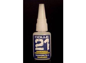 Colle 21 anaerobe Sekundenkleber - 21 gram