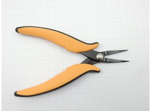 Needle nose pliers bent fine