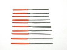 Needle files set 100mm mini - 10 pcs.