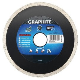 Graphite Diamantschijf Continious 125 mm