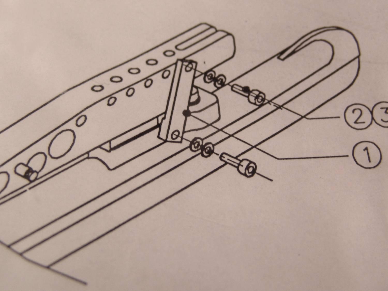 Finn BV Clap lock set FI-lock-lowcost