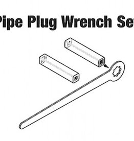 Outdoor Boilers of Europe Pijp Plug Sleutel Set