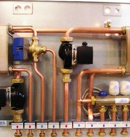Outdoor Boilers of Europe Aansluitbox M8081 35KW indoor new