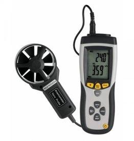 Outdoor Boilers of Europe Anemometer met temperatuur