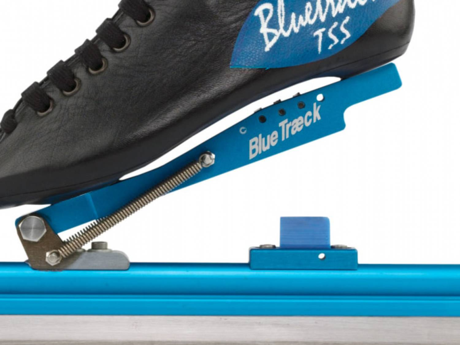 Finn BV Blue Traeck, blade 445mm, L. RVS steel