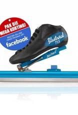 Finn BV Blue Traeck, blade 445mm, L. Bi-metal Sprint