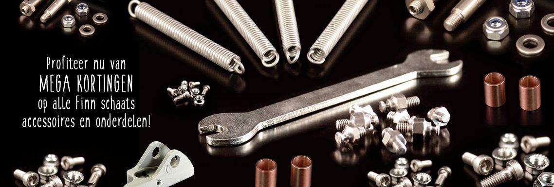 Schaats accessoires en onderdelen
