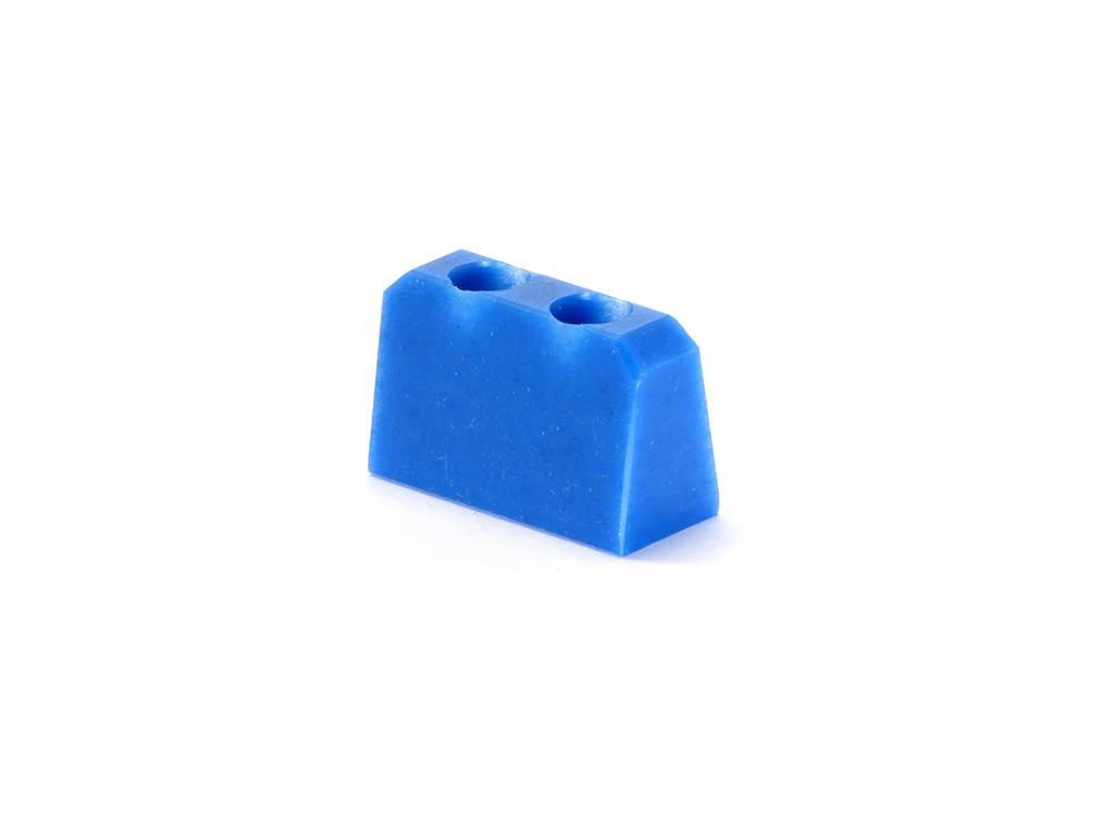 Finn BV Wedge 16mm blauw Blue Traeck hartafstand 10mm