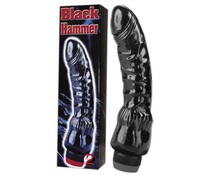 You2Toys Vibrator Black Hammer