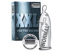 Secura Kondome XXL