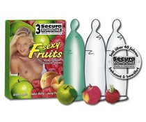 Secura Kondome Sexy Fruits