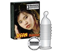 Secura Kondome Japan Rubber