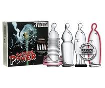 Secura Kondome Potentie Power