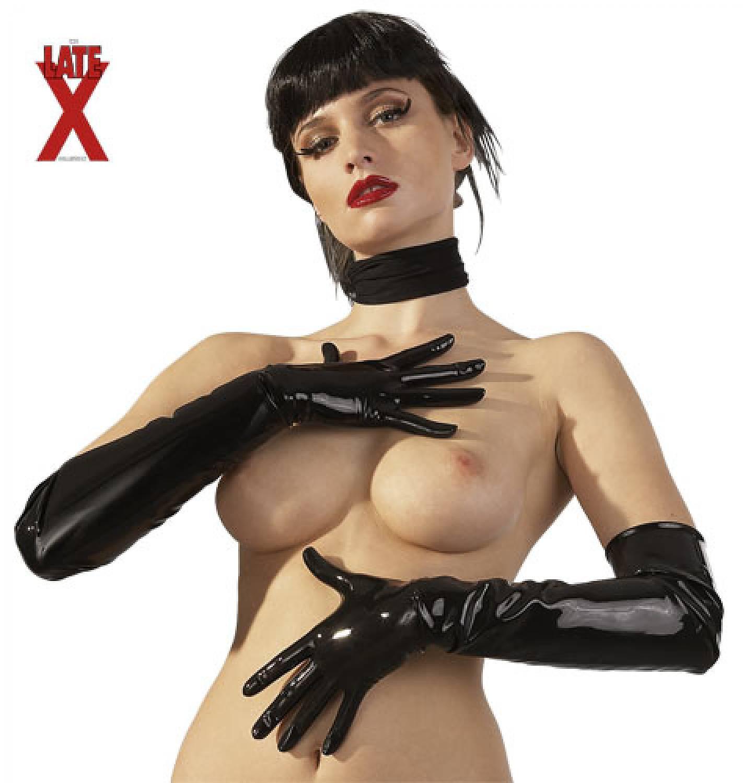 Секс одежда из латекса 7 фотография