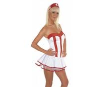 Rimba Erotic Fashion Verpleegstersuniform 3-delig