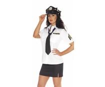 Rimba Erotic Fashion Politie-Uniform + Pet