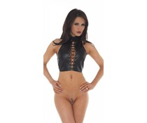 Rimba Real Leather & BDSM Lederen Topje