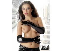 Black Level Lack-Handschuhe