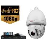 Dahua PTZ FULL HD bewakingscamera pakket