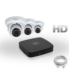 Dahua Compleet HD IP Pakket 3 Camera