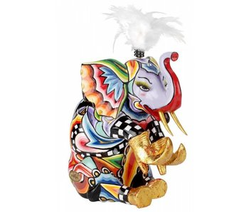 Toms Drag Elefant  Figur Jumbo - L